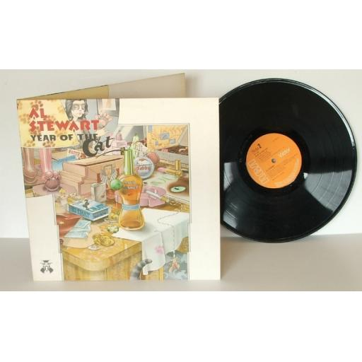 AL STEWART year of the cat RS1082 First UK pressing. 1976. [Vinyl]