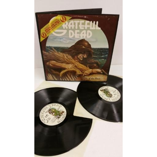 GRATEFUL DEAD wake of the flood / from the mars hotel, 2 x lp, gatefold, UDM 103/4