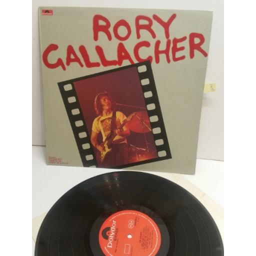 RORY GALLAGHER Rory Gallagher 2384066 STANDARD