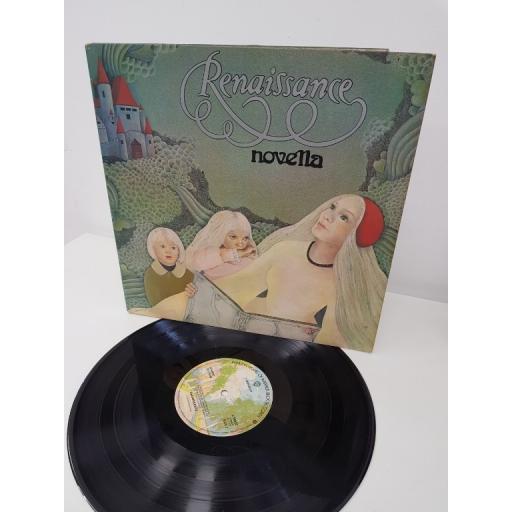 """RENAISSANCE, novella, K56422, 12"""" LP"""