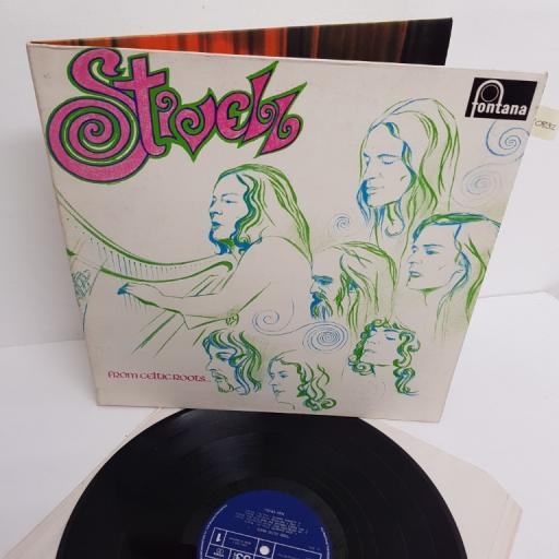"ALAN STIVELL, from celtic roots..., 6325 304, 12"" LP"