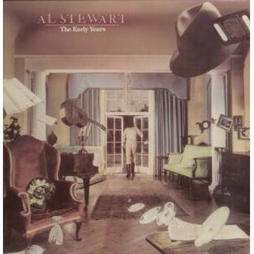 AL STEWART. EARLY YEARS LP UK RCA 1970