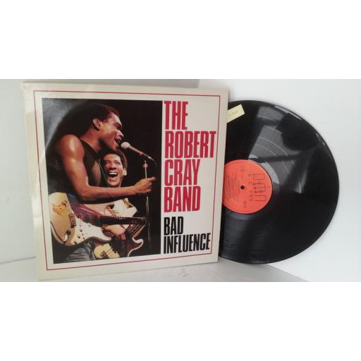 THE ROBERT CRAY BAND bad influence, FIEND 23