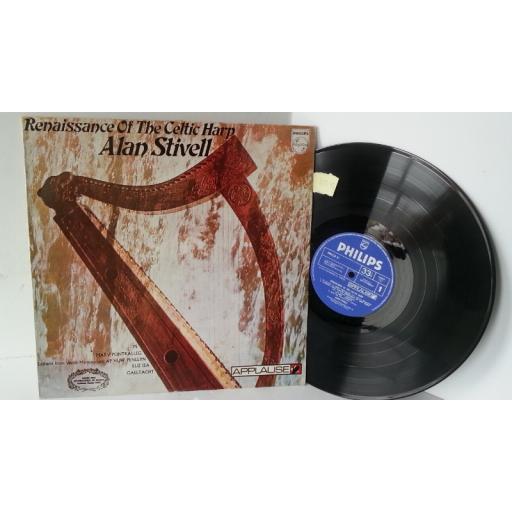 ALAN STIVELL renaissance of the celtic harp, PRICE 51