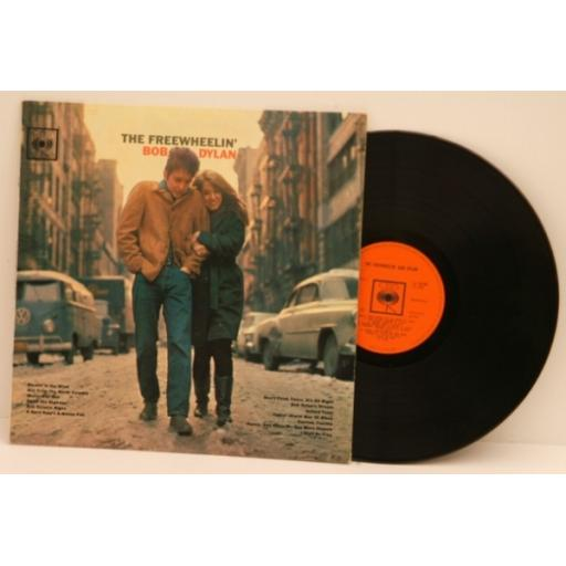 Bob Dylan. The Freewheelin'