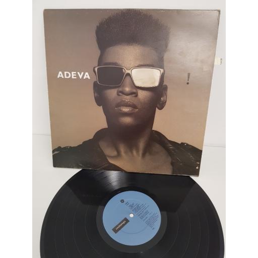 "ADEVA, ""!"", CTLP I3, 12"" LP"
