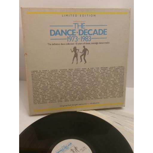 THE DANCE DECADE 1973-1983 DEC 7383