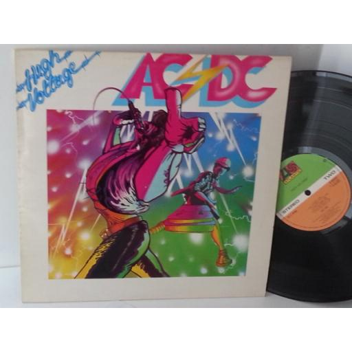 ACDC high voltage, K 50257