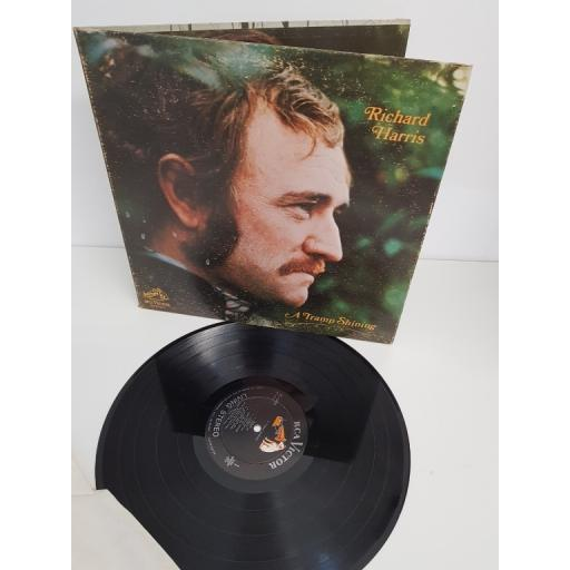 "RICHARD HARRIS, a tramp shining, DS-50032, 12"" LP"