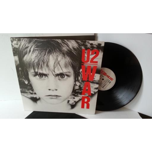 U2 war, gatefold, ilps 9733