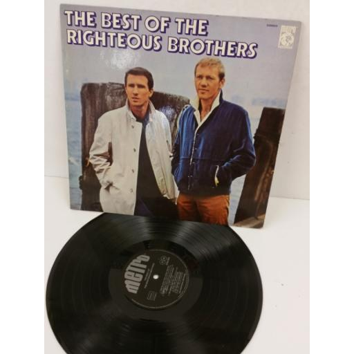 THE RIGHTEOUS BROTHERS the best of the righteous brothers, 2356024