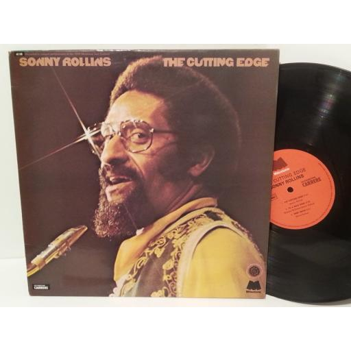 SONNY ROLLINS the cutting edge, 68.108