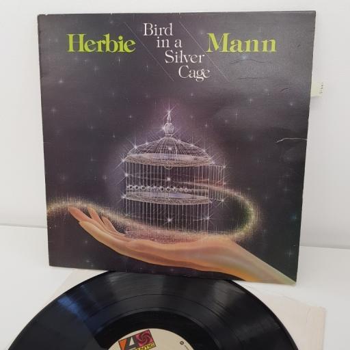 """MANN, HERBIE, bird in a silver cage, 12""""LP, K50338"""