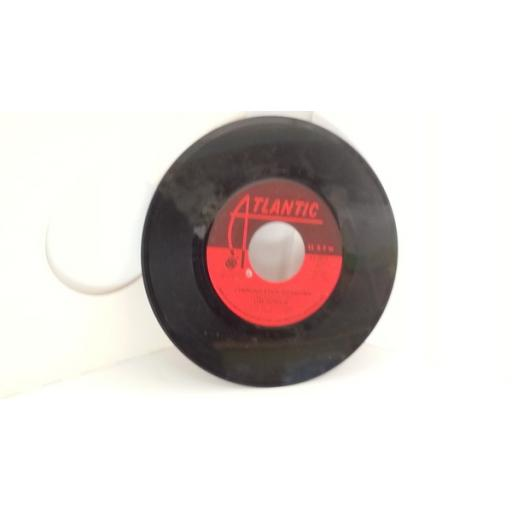 LED ZEPPELIN good times bad times, communication breakdown, 7 inch single, 45-2613