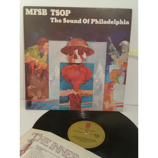MFSB PHILADELPHIA INTERNATIONAL, the sound of philadelphia, PIR 80154
