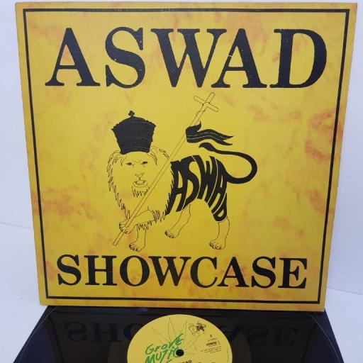 "ASWAD, showcase, ASWAD 1, 12"" LP, compilation"