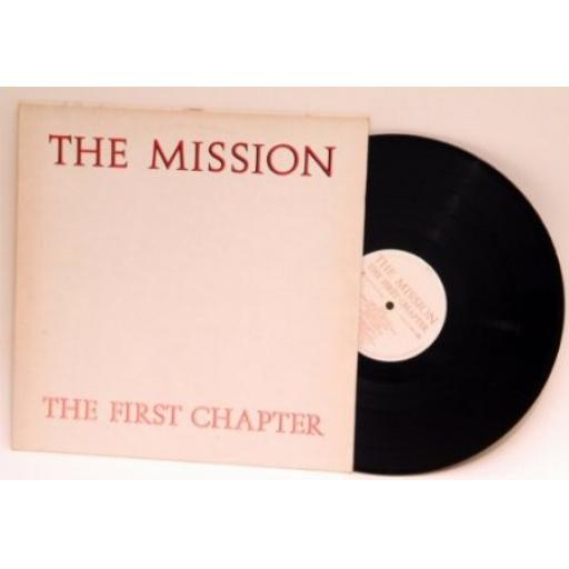 THE MISSION, The First Chapter.
