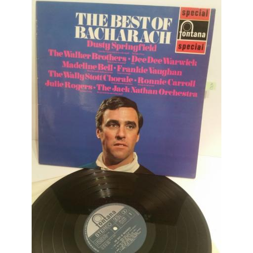 BERT BACHARACH the best of Bacharach DUSTY SPRINGFIELD, WALKER BROS, DEE DEE WARWICK sfl13193