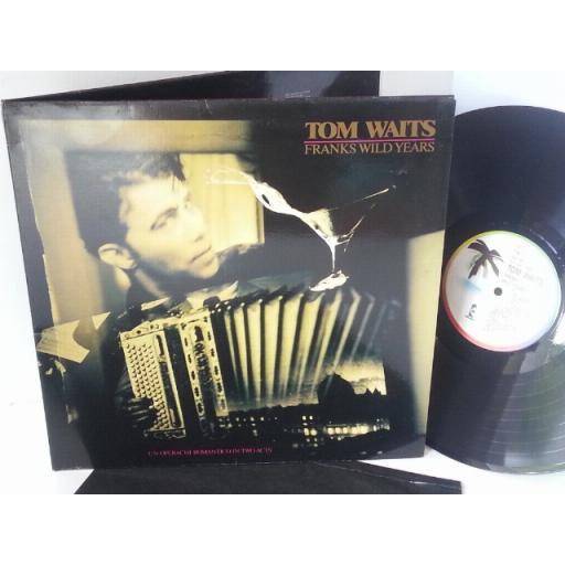 TOM WAITS franks wild years ITW3