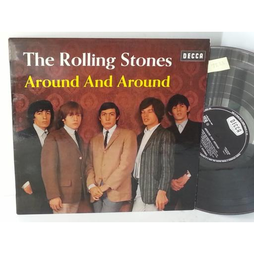 THE ROLLING STONES around and around 158 012