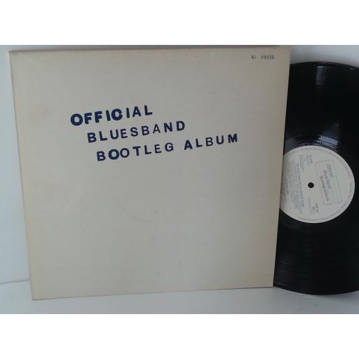 THE BLUES BAND the blues band official bootle album, BBBP 101