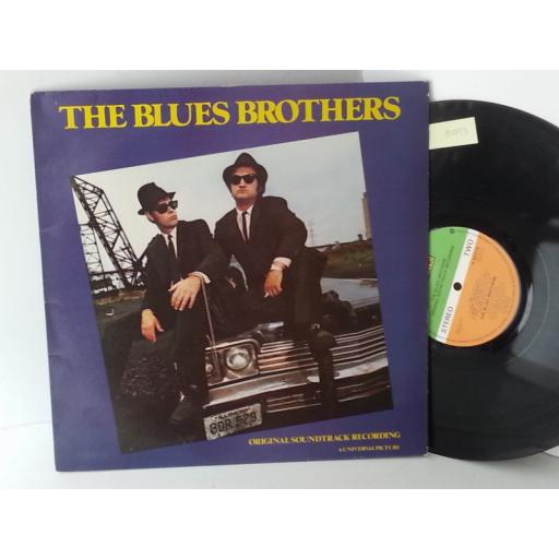THE BLUES BROTHERS the blues brothers original soundtrack recording, K 50715