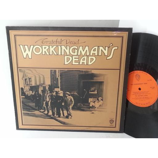 THE GRATEFUL DEAD workingmans dead, WS 1869