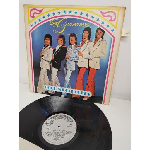 "THE GLITTER BAND, rock 'n' roll dudes, BELLS 253, 12"" LP"