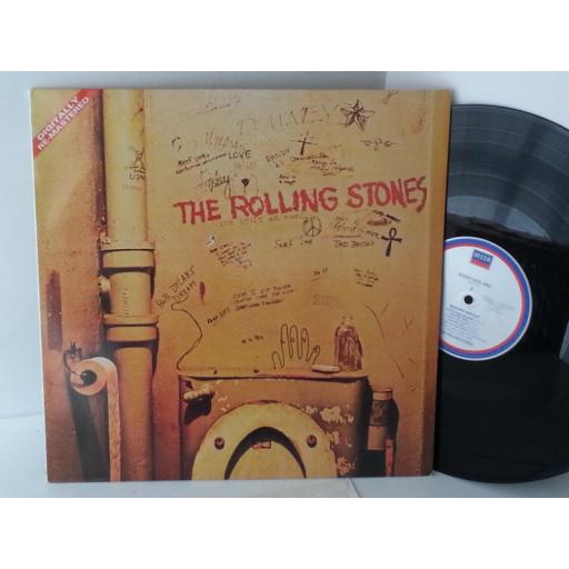 THE ROLLING STONES beggars banquet DIGITALLY REMASTERED