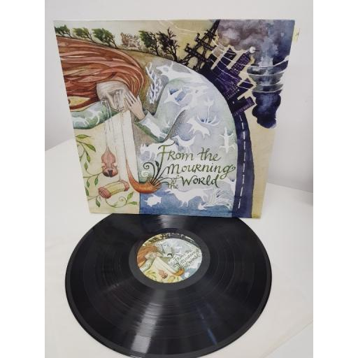 """FROM THE MOURNING OF THE WORLD, DM001, 12"""" LP"""