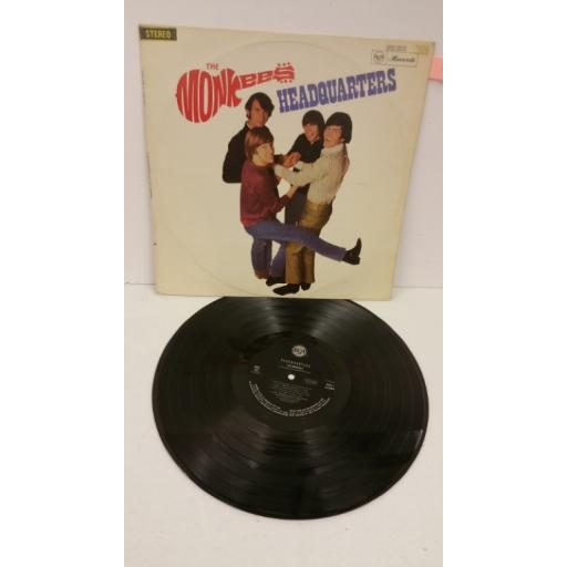 THE MONKEES headquarters, COS 103