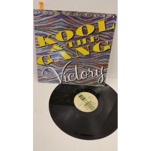 KOOL & THE GANG victory, 12 inch single, JABX 44