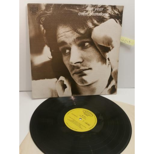 COLIN BLUNSTONE, one year, 64557