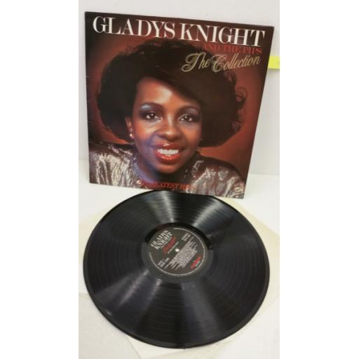 GLADYS KNIGHT AND THE PIPS the collection - 20 greatest hits, NITE1