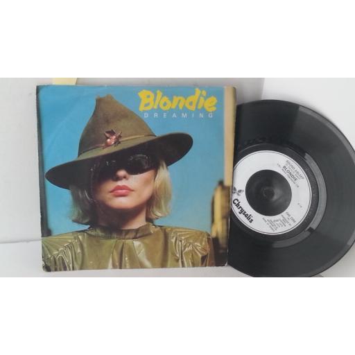 BLONDIE dreaming, 7 inch single, CHS 2350