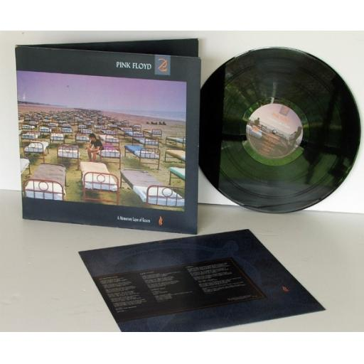 SOLD: A Momentary Lapse Of reason [Vinyl] PINK FLOYD