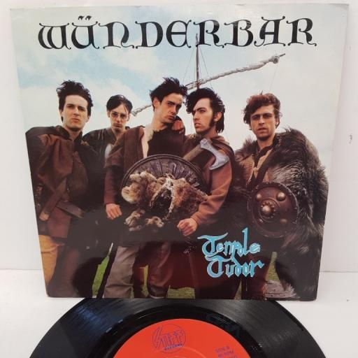 "TENPOLE TUDOR, wünderbar, B side tenpole 45, BUY 120, 7"" single"