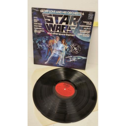 GEOFF LOVE AND HIS ORCHESTRA star wars and other space themes, MFP 30355