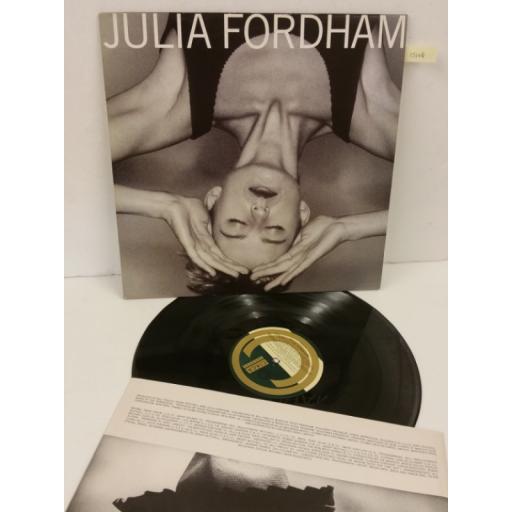 JULIA FORDHAM julia fordham, CIRCA 4