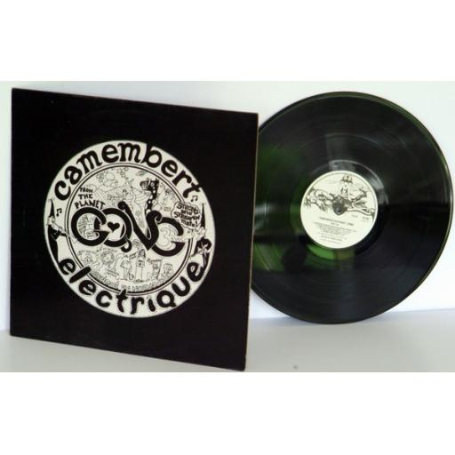 Camembert Electrique [Original recording] [Vinyl] Gong