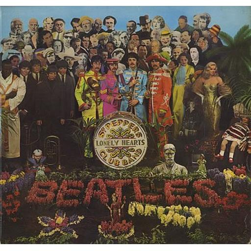 Beatles. Sgt. Pepper's Lonely Hearts Club Band