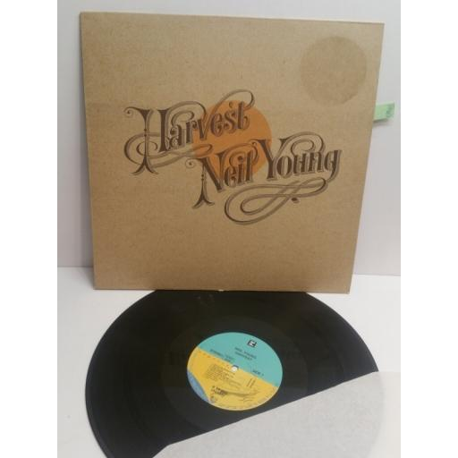 NEIL YOUNG harvest REP54005