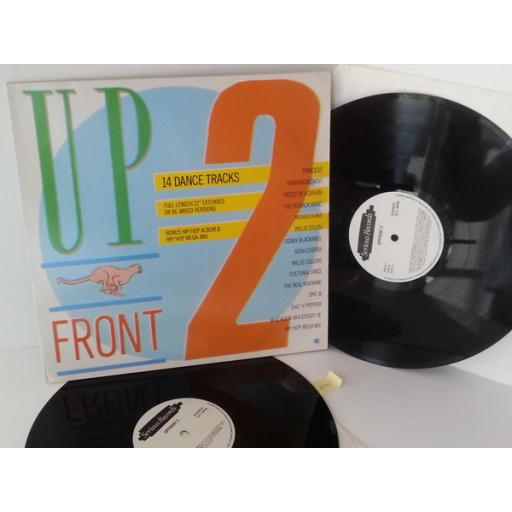 VARIOUS upfront 2, double album, UPFT 2