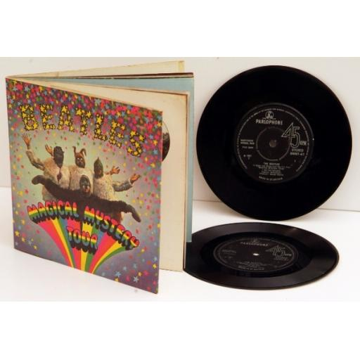 BEATLES magical mystery tour. MMT 1
