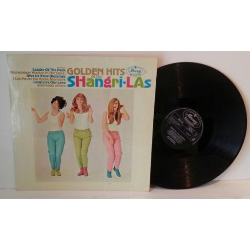 SOLD THE SHANGRI-LAS, golden hits of