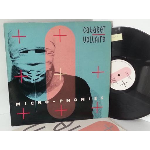 CABARET VOLTAIRE micro-phonies, CV 2