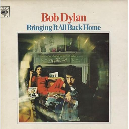 Bob Dylan Bringing It All Back Home UK