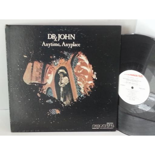 DR JOHN anytime anyplace, BRM 67001