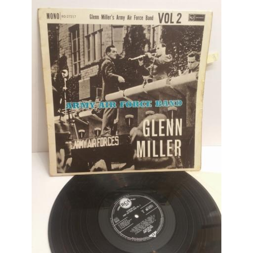 GLENN MILLER Glenn Miller's army air force band vol 2 RD27217