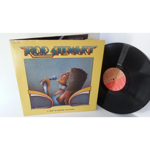 ROD STEWART a shot of rhythm and blues, gatefold, 2 C 068-98198